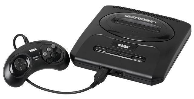 Herná konzola Sega Genesis.jpg