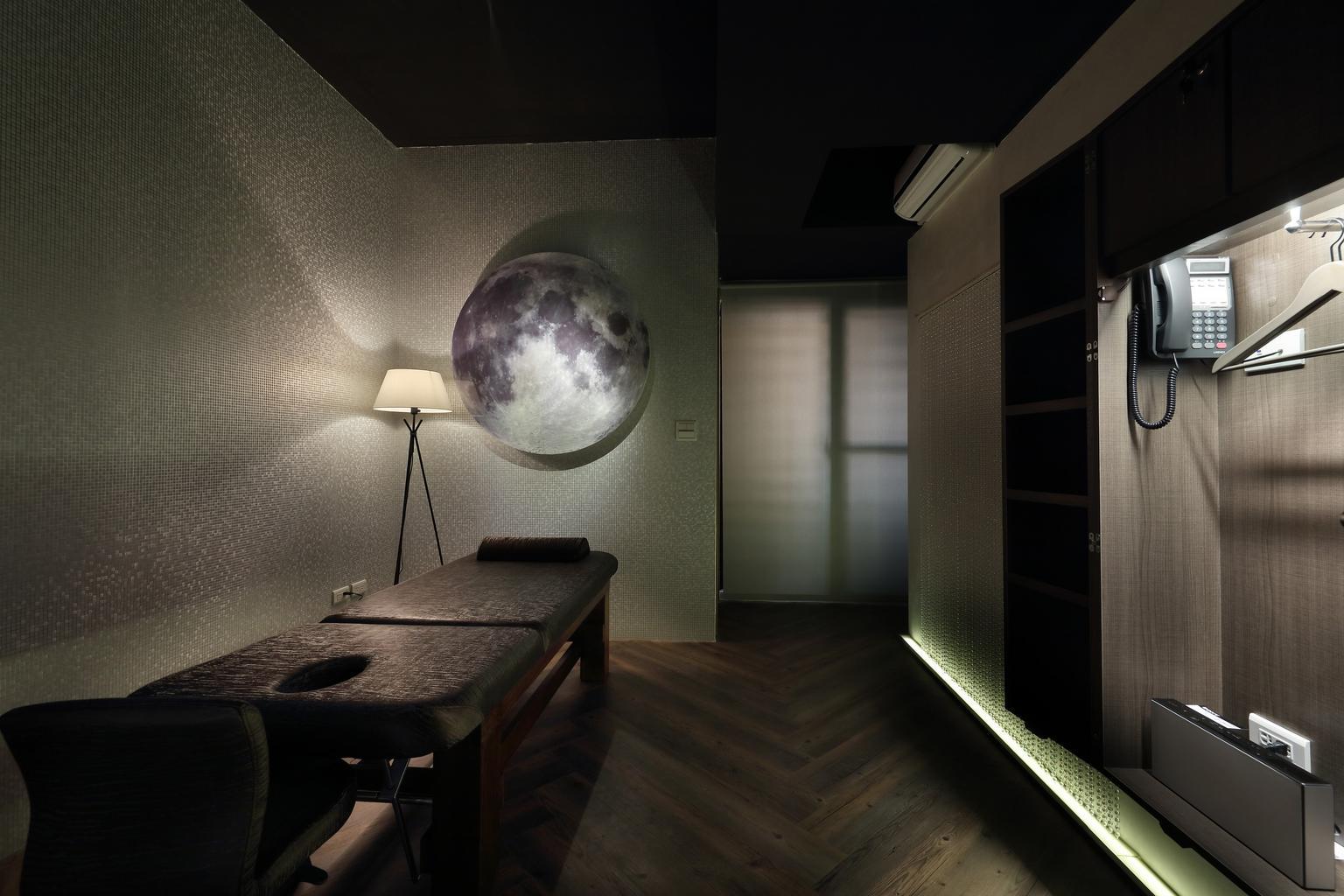 masážna miestnosť